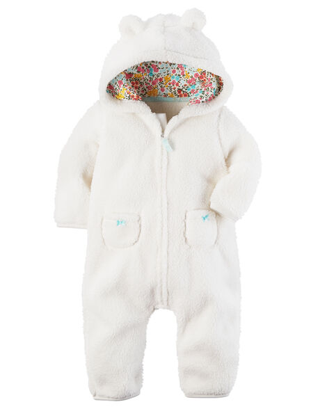 e773444d1 Hooded Sherpa Jumpsuit