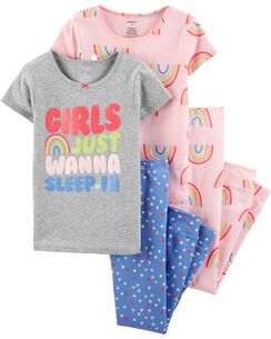 9de515cdabdf Girls Pajamas