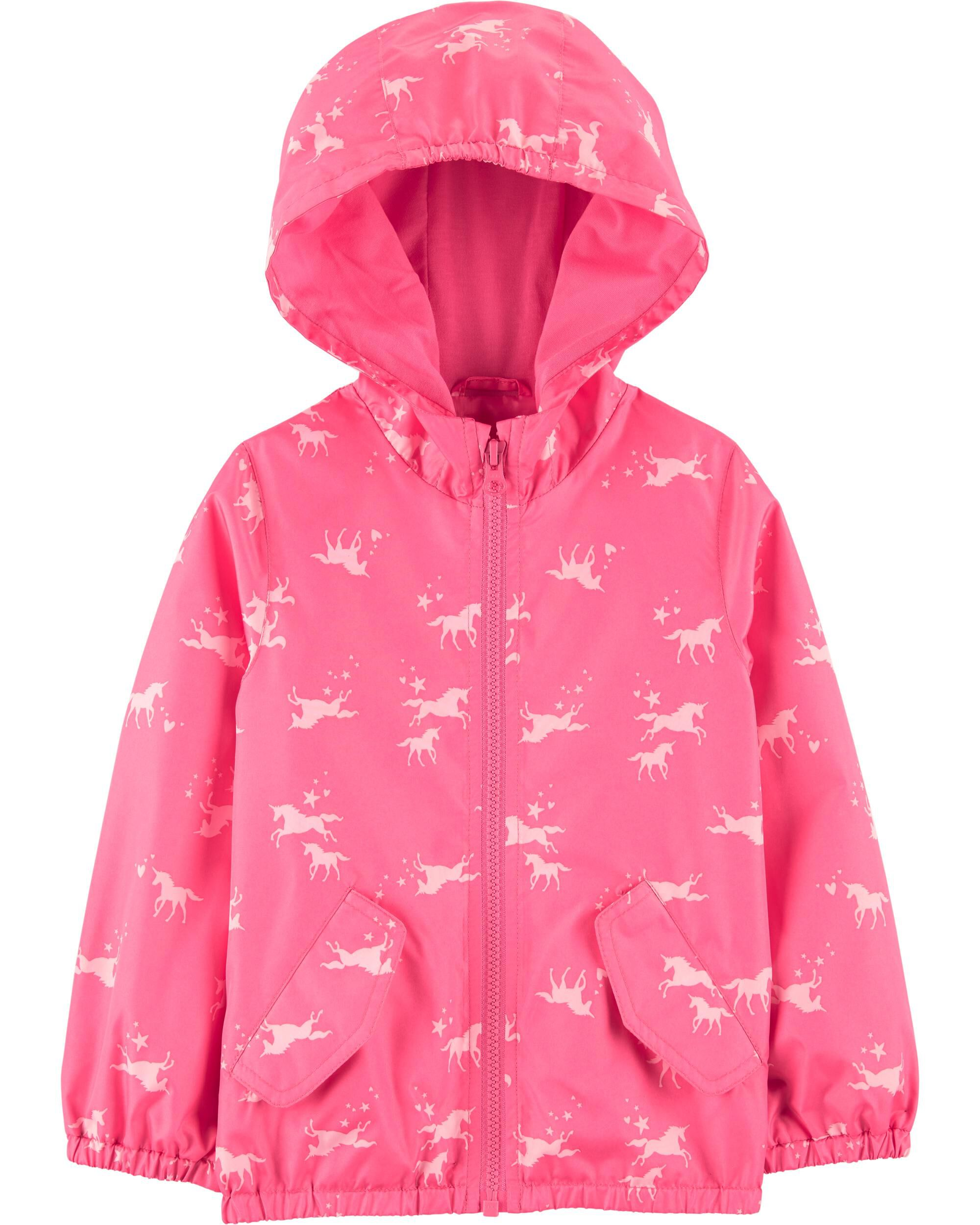 RAINBOWS HOODIE ZIP JACKET OFFICIAL UNIFORM ALL SIZES GIRLS KIDS FREE DELIVERY