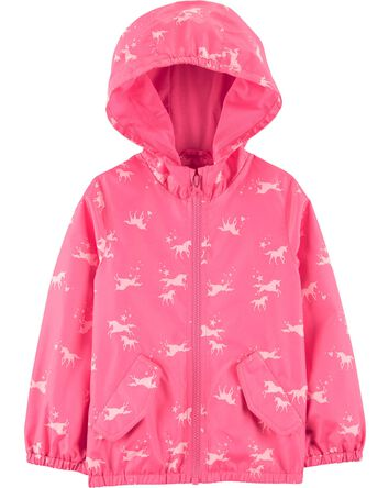 c4735ff3 Toddler Girl Jackets & Outerwear | Carter's | Free Shipping
