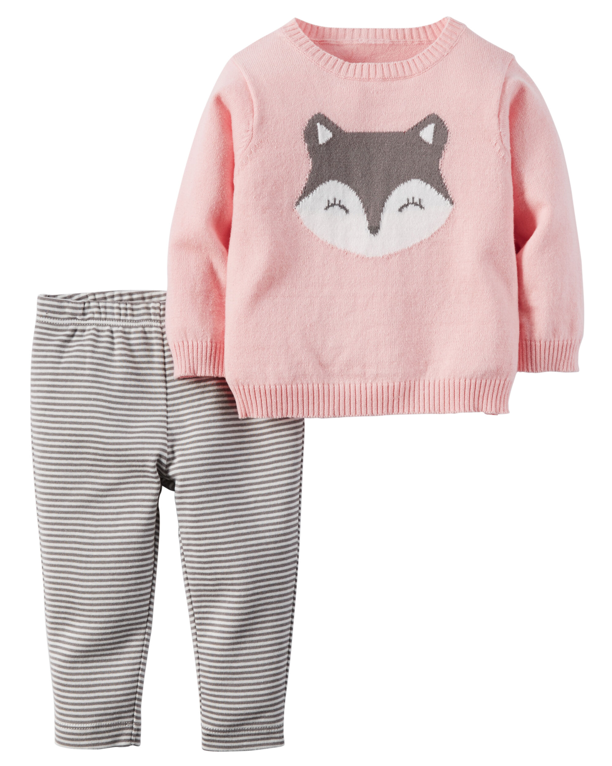 2 Piece Little Sweater Set Carters Com
