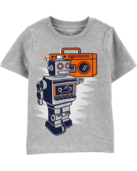 Robot Jersey Tee