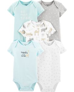 06ce89aa2 5-Pack Alphabet Original Bodysuits