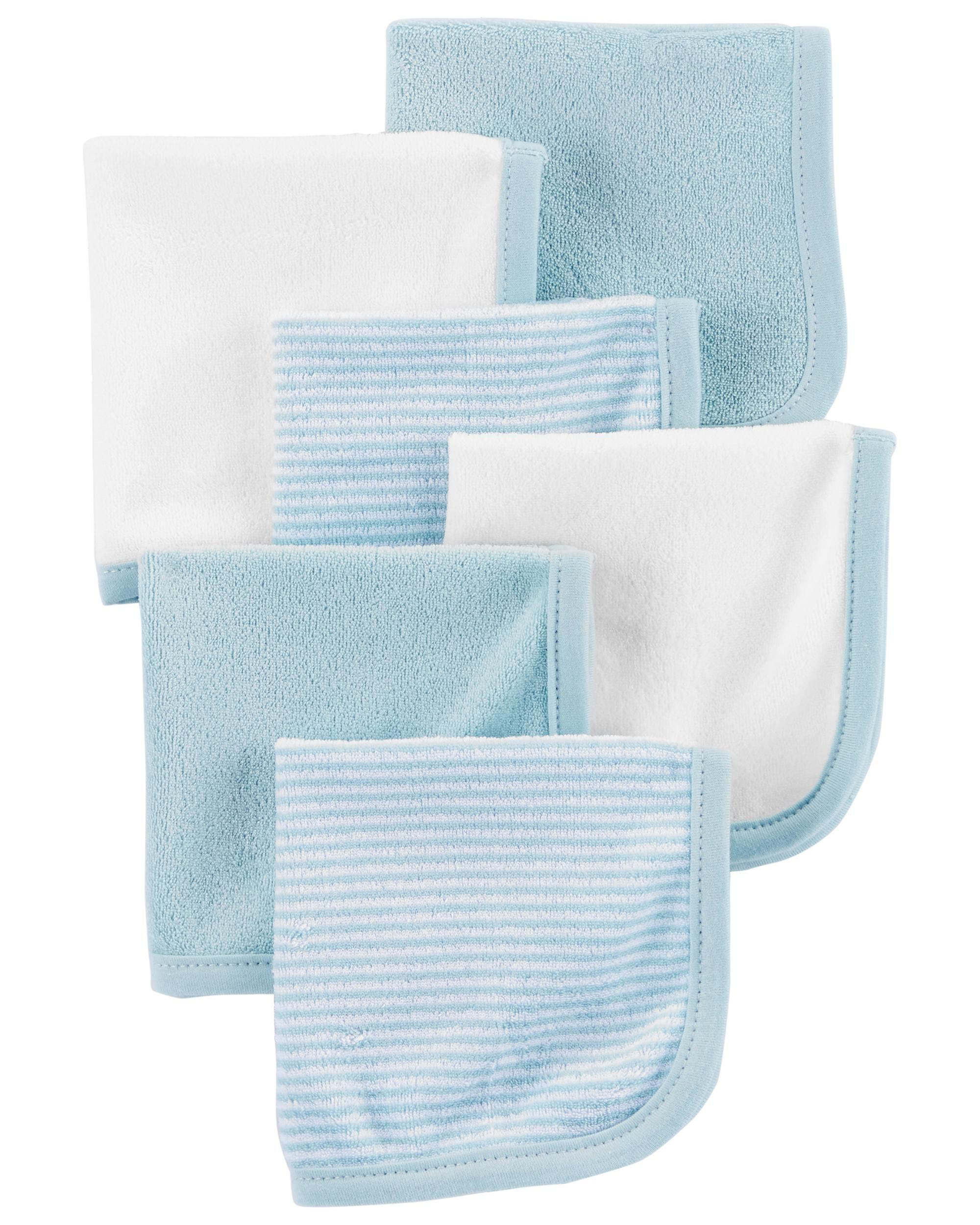 88012e854 6-Pack Washcloths