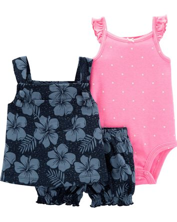 f2fd1f2d Baby Girl Clearance | Carter's | Free Shipping