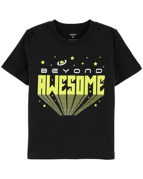 Beyond Awesome Jersey Tee