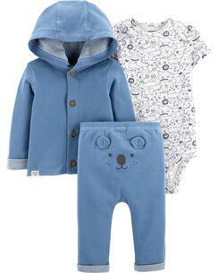 06c420526 Little Jacket Sets. 3-Piece ...
