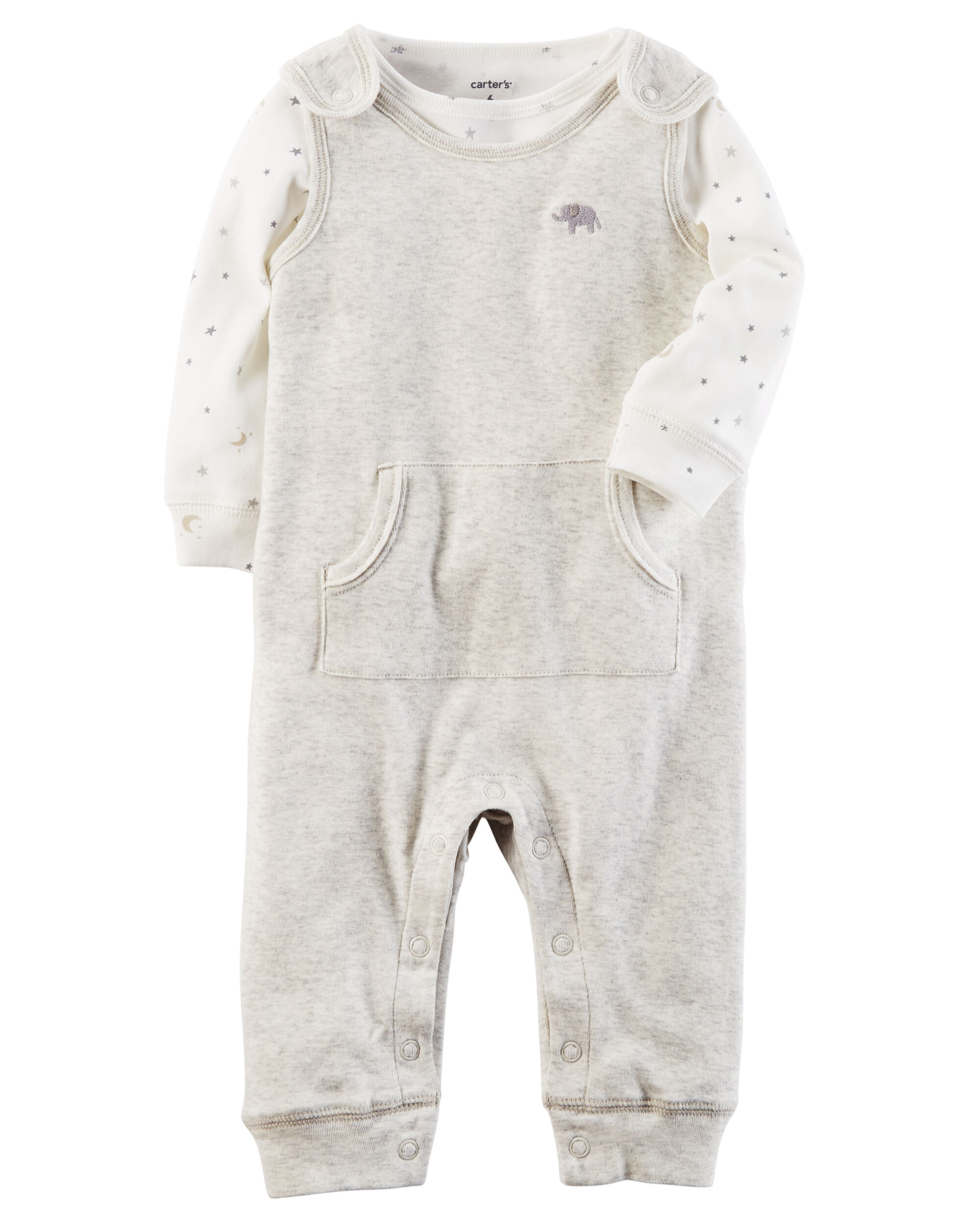 2 Piece Babysoft Coverall Set