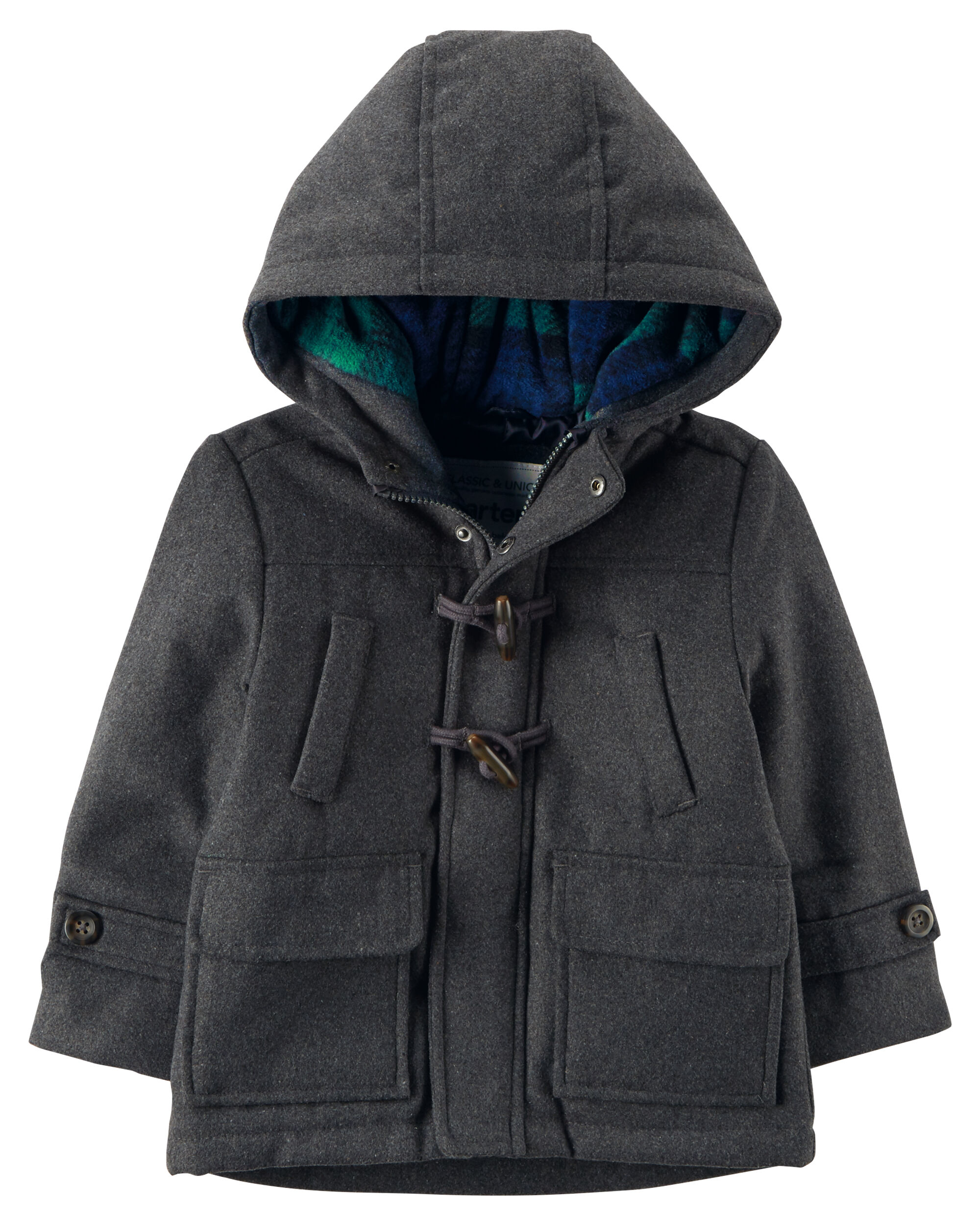 Fleece-Lined Jacket | Carters.com