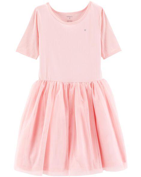 4d40625ec4 Heart Tutu Dress