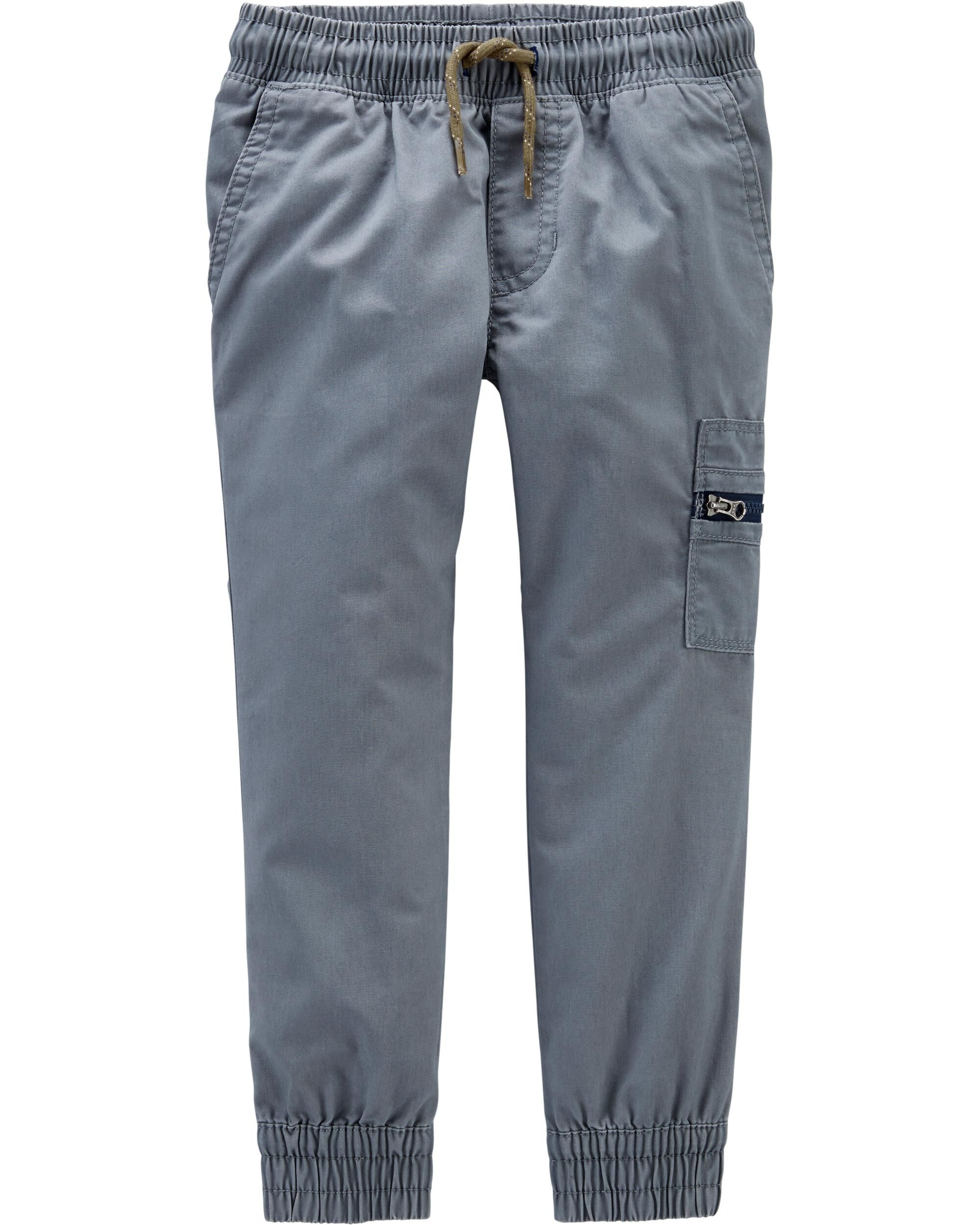 *CLEARANCE* Pull-On Cargo Pants