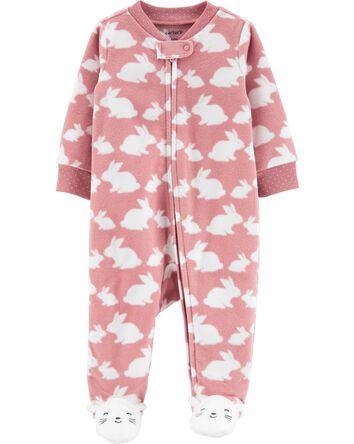 Baby Girl Pajamas | Carter's | Free Shipping