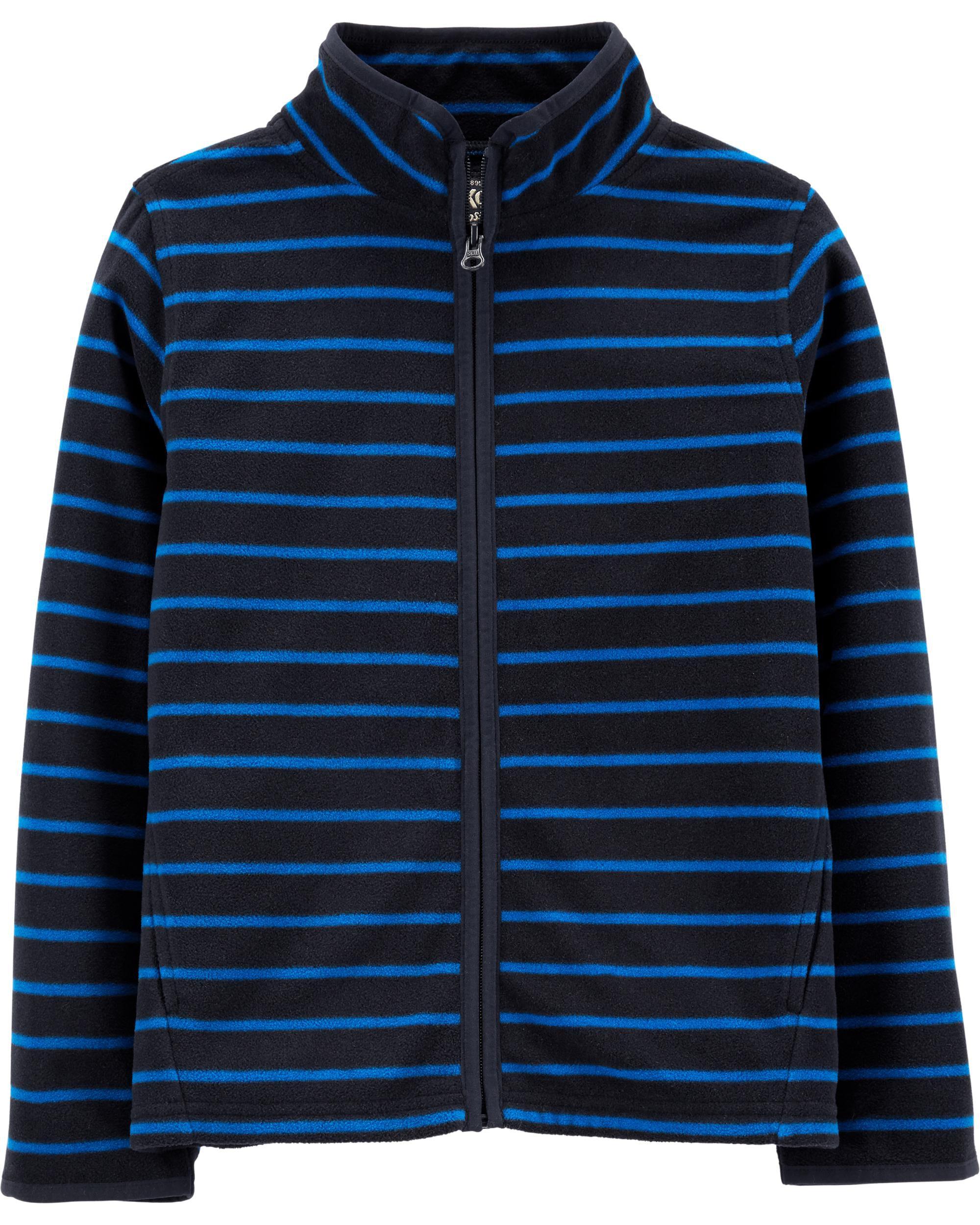 *DOORBUSTER* Striped B'gosh Fleece Cozie