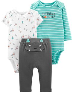 930fb396a Baby Boy New Arrivals | Sets | Carter's