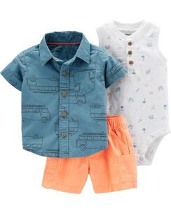 884dc4c12750aa Baby Boy Sets | Carter's | Free Shipping