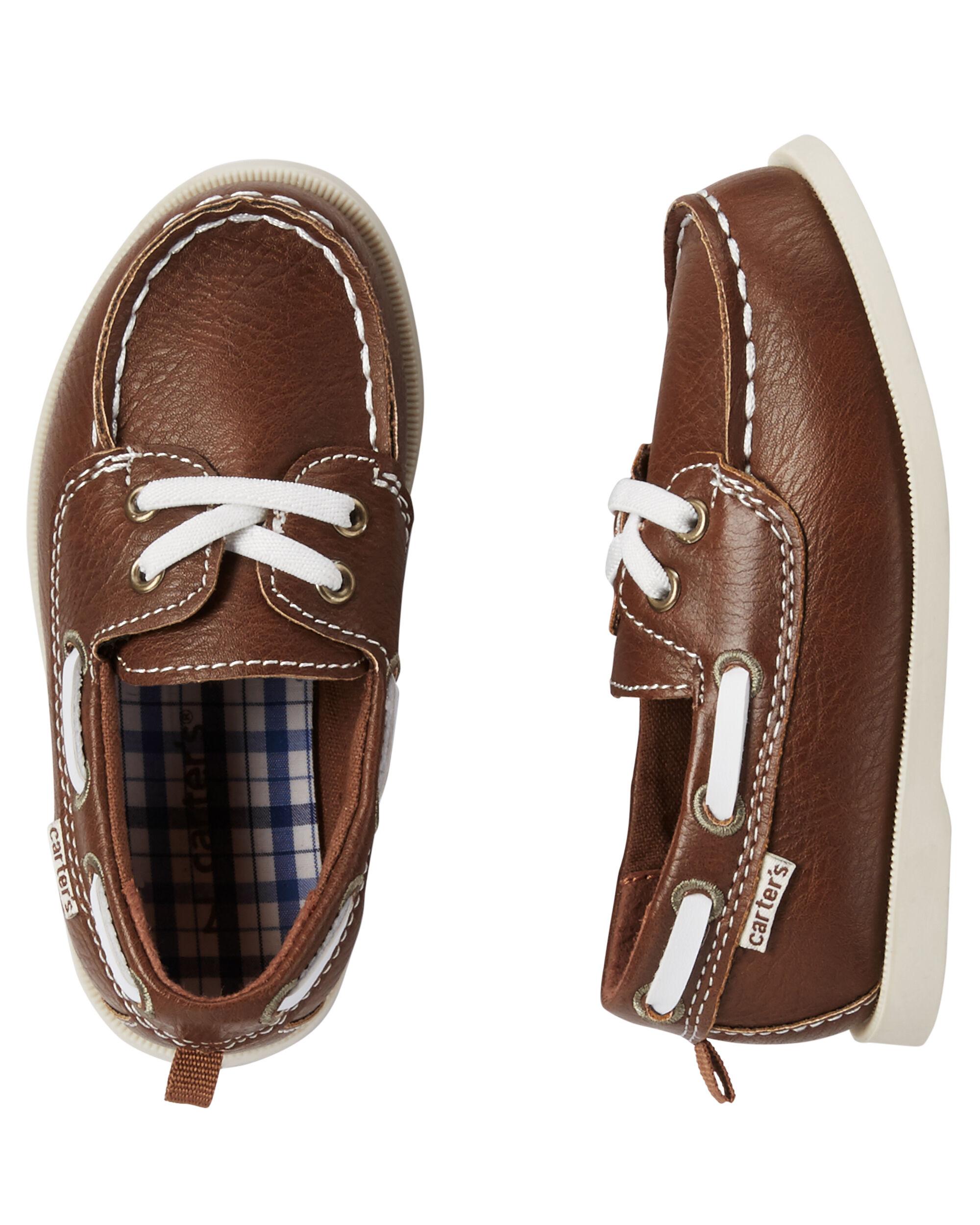fa4fda0b3 Toddler Boy Carter s Boat Shoes