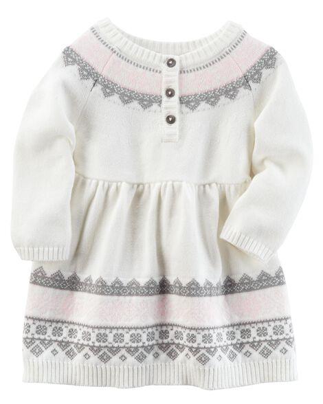 3efa5c83cc2d Sweater Knit Dress
