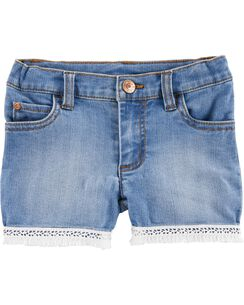 d9a09d980 Baby Girl Shorts: Shorts & Skirts| Carter's | Free Shipping