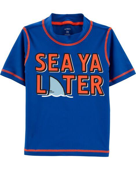 Carter's Sea Ya Later Rashguard