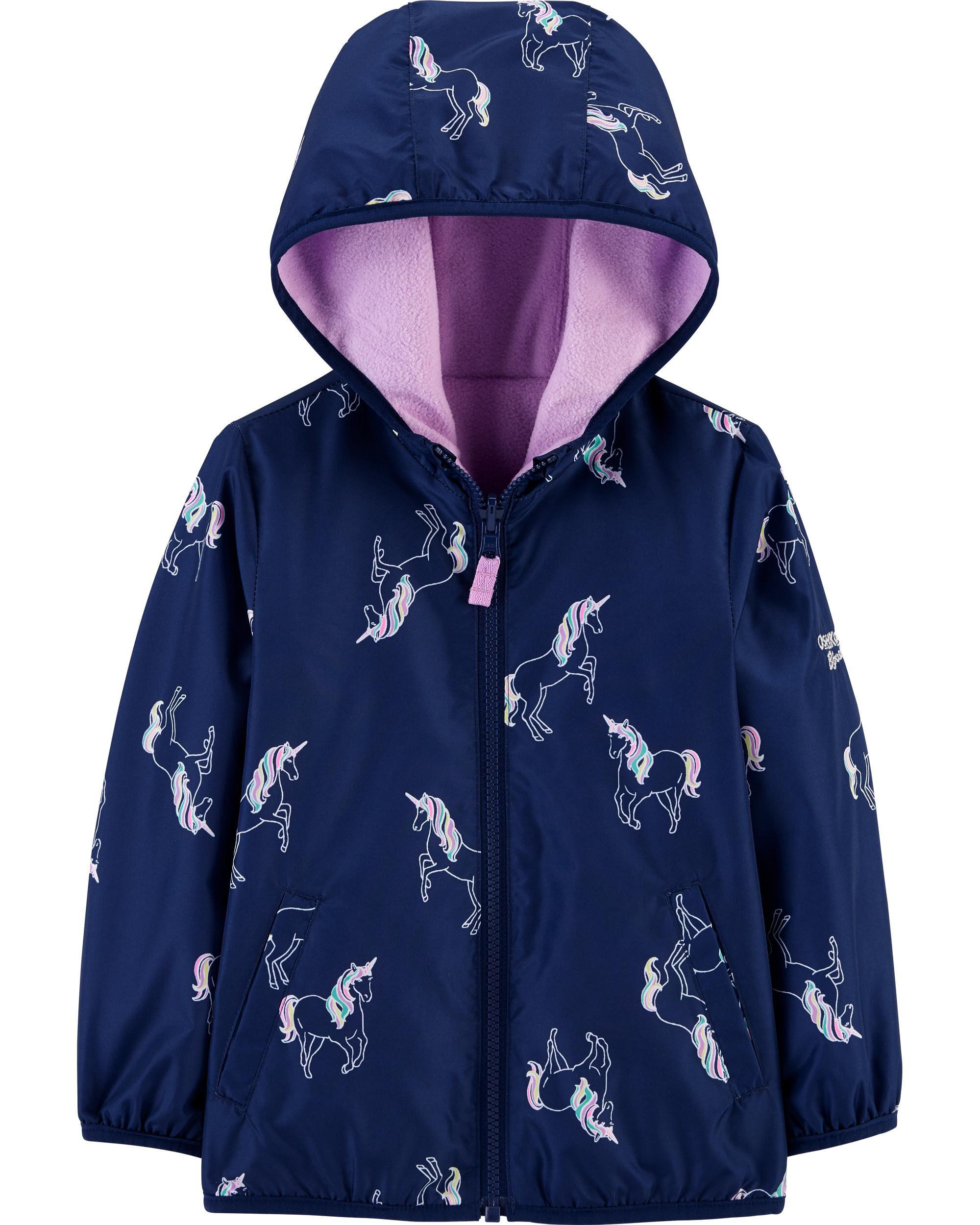 Reversible Unicorn Jacket