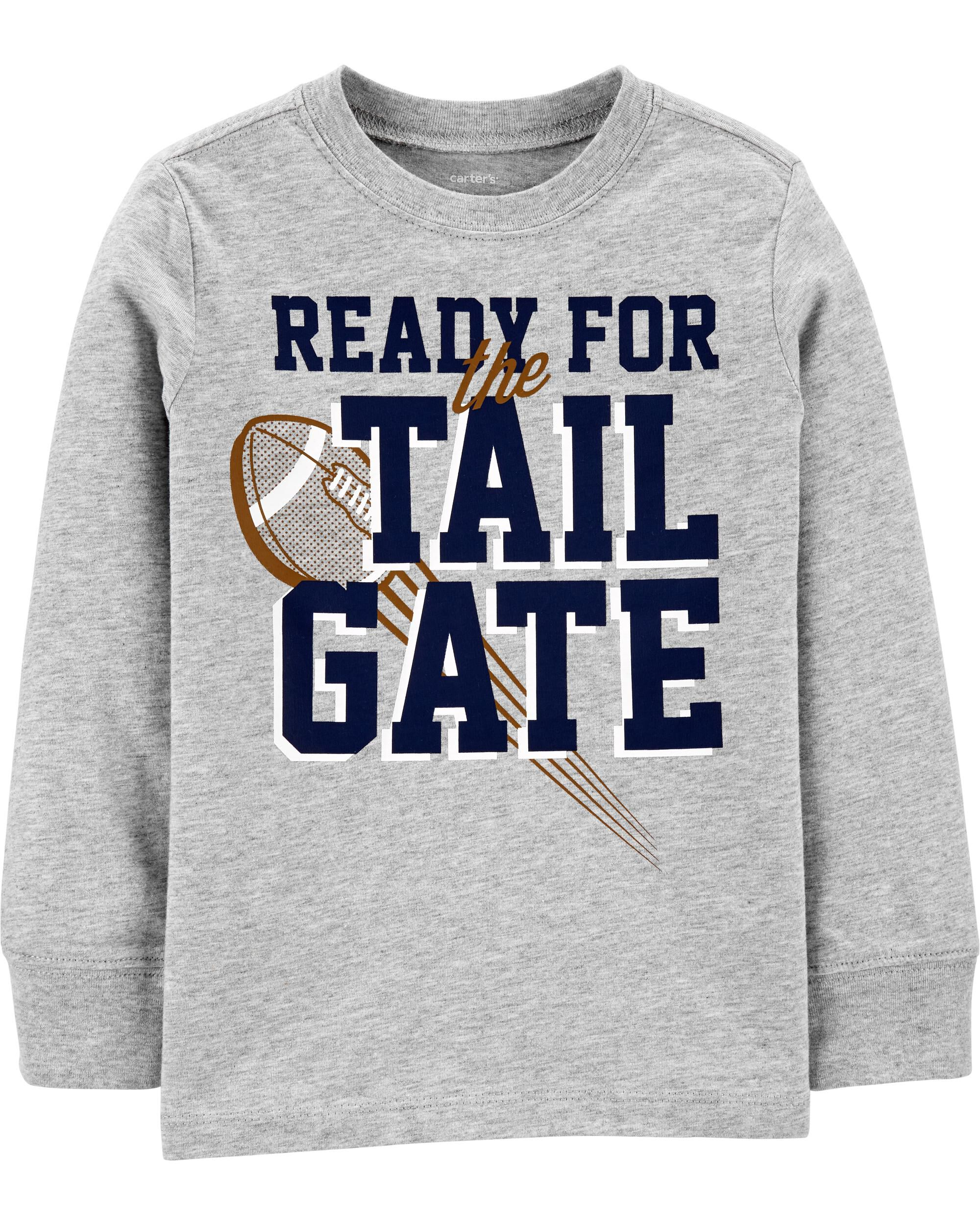 *DOORBUSTER* Ready For Tailgate Football Jersey Tee
