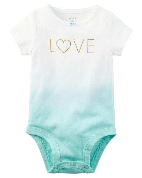 Love Collectible Bodysuit
