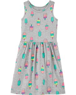 74c0d7d6f5e05 Girls' Dresses & Rompers (Size 4-14) | Carter's | Free Shipping