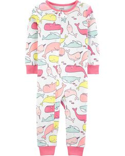 042f197a Baby Girl Pajamas | Carter's | Free Shipping