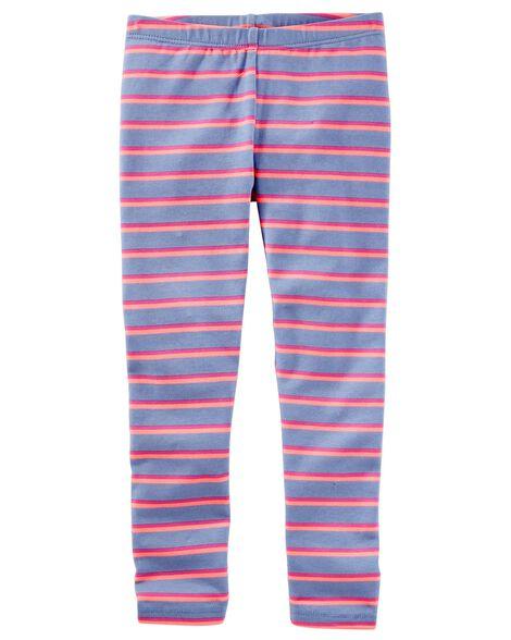 cd07818ce2b14 Toddler Girl Striped Leggings | OshKosh.com