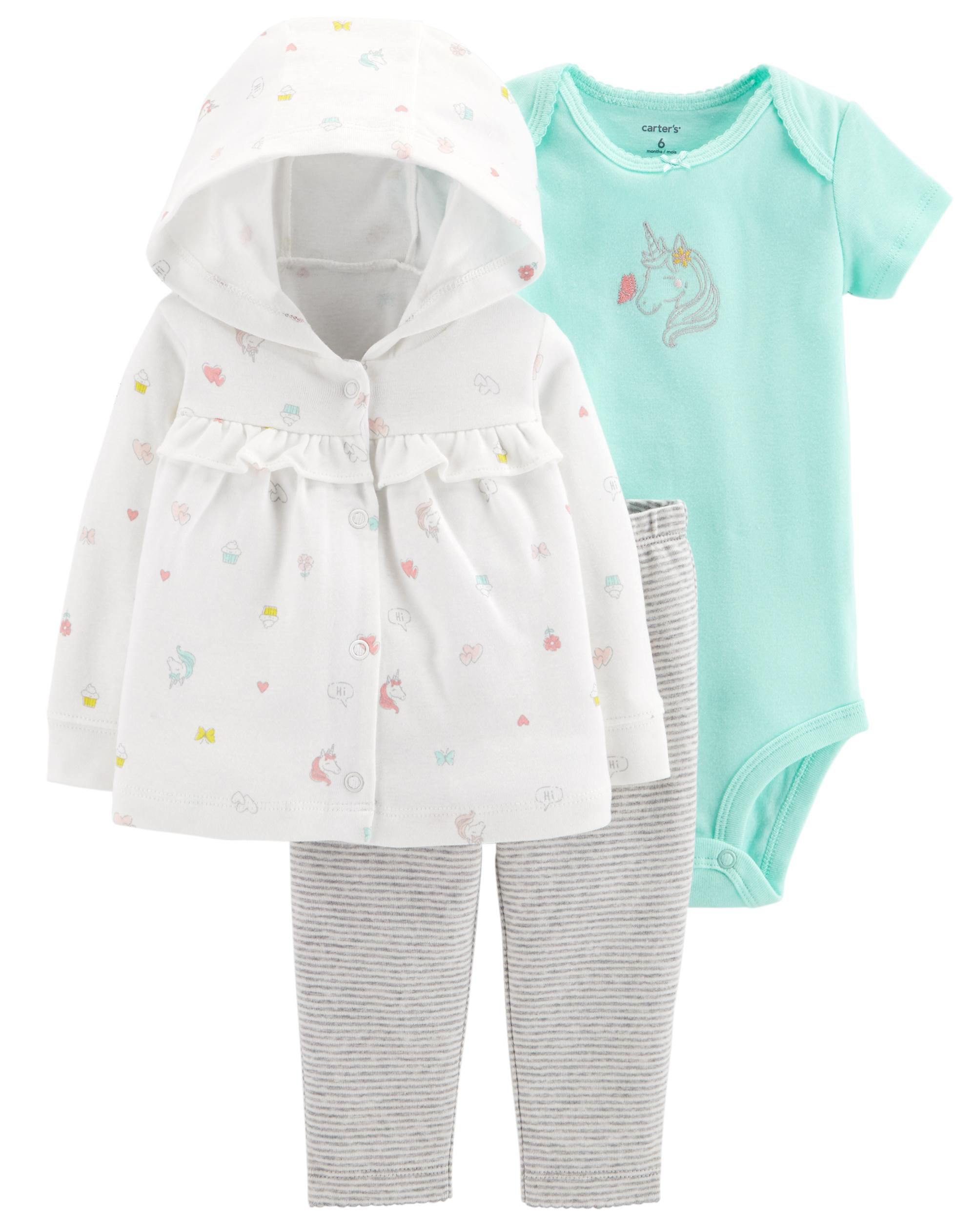 edbe3497a1a2 3-Piece Little Cardigan Set ...