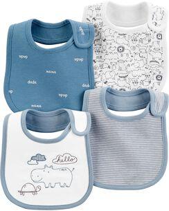 cd47e708e Baby Boy Burp Cloths & Bibs | Carter's | Free Shipping