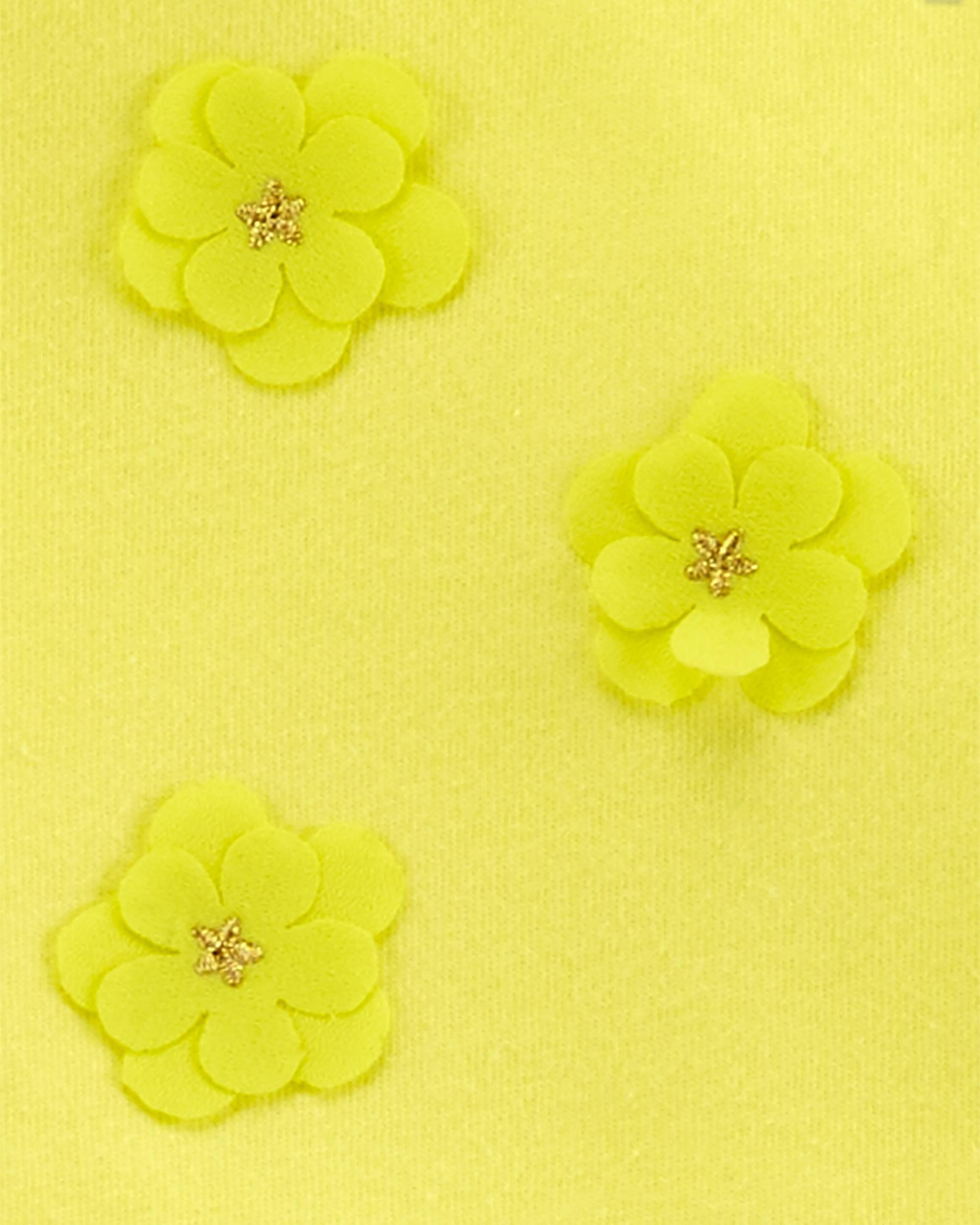 0f2664d5fb94c 2-Piece Floral Top & Legging Set   Carters.com
