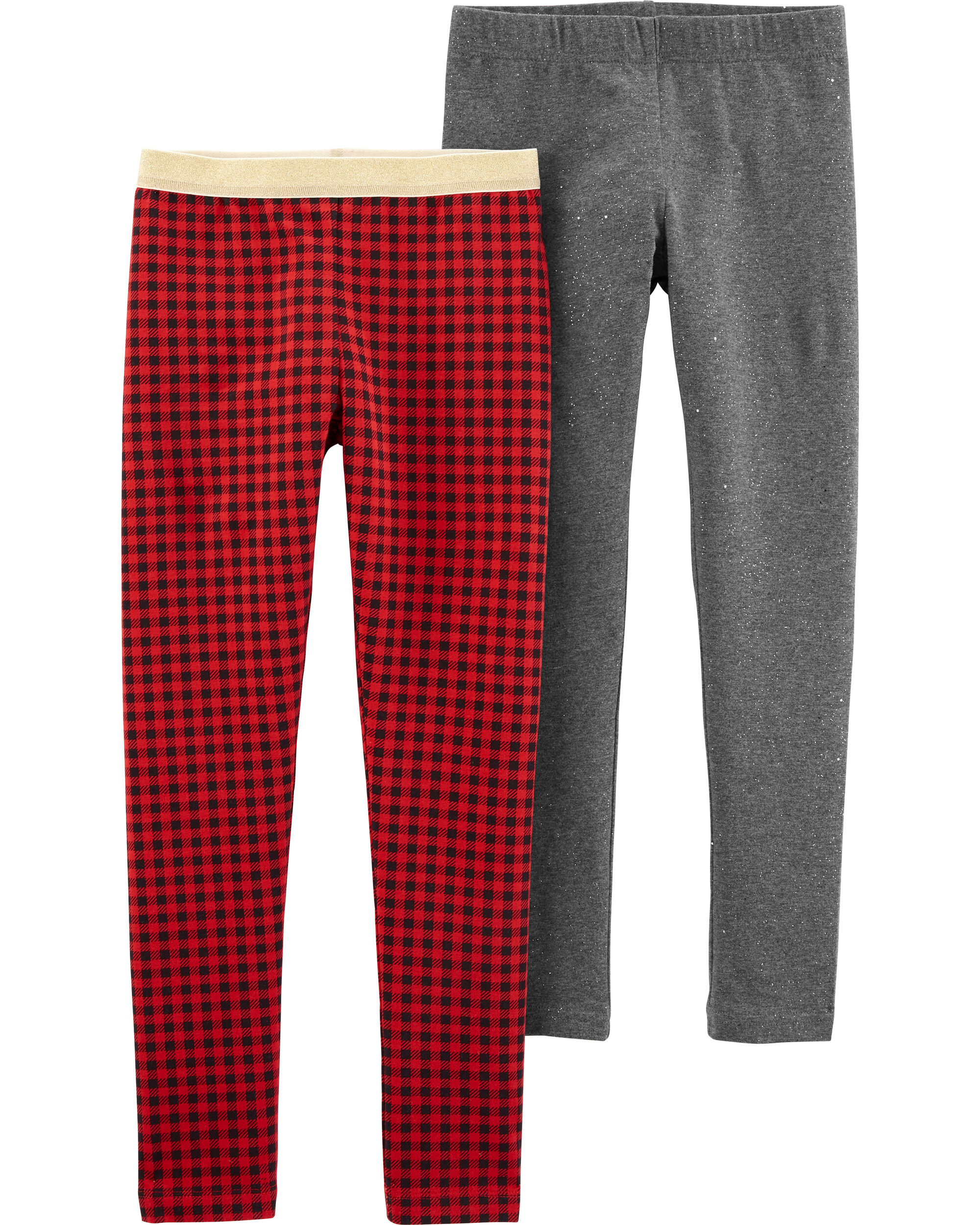 *CLEARANCE* 2-Pack Holiday Leggings
