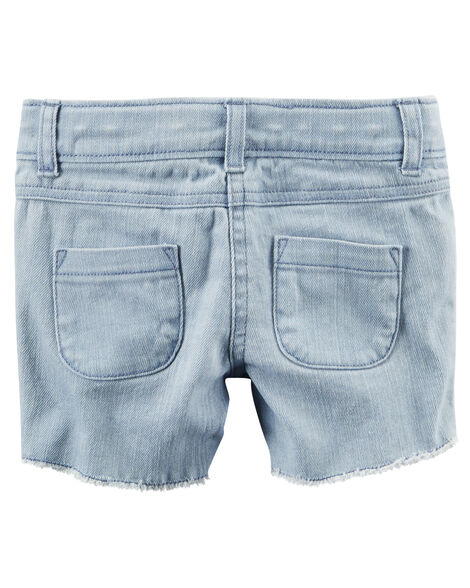 7c98988c63 Cut-Off Denim Shorts   Carters.com