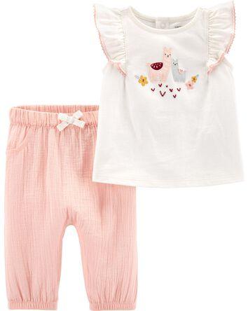 b2166c300b95 Baby Girl Clearance | Carter's | Free Shipping