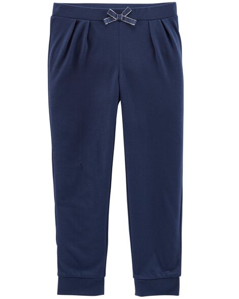 Pull-On Jersey Joggers