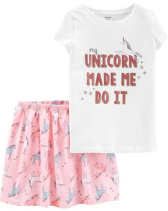 41b585a95 Girls Tops & T-Shirt Sets | Carter's | Free Shipping