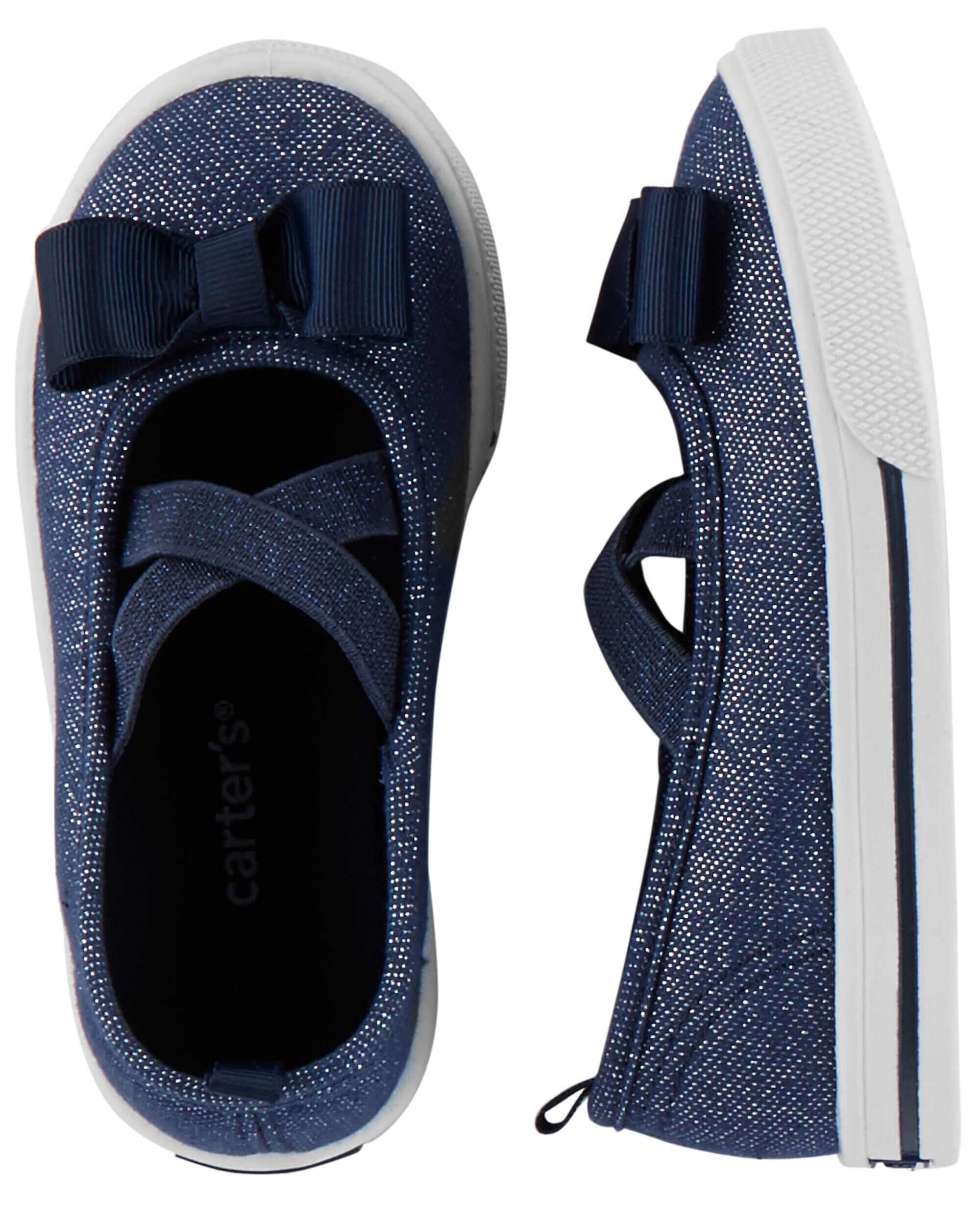 Glitter Casual Sneakers | carters