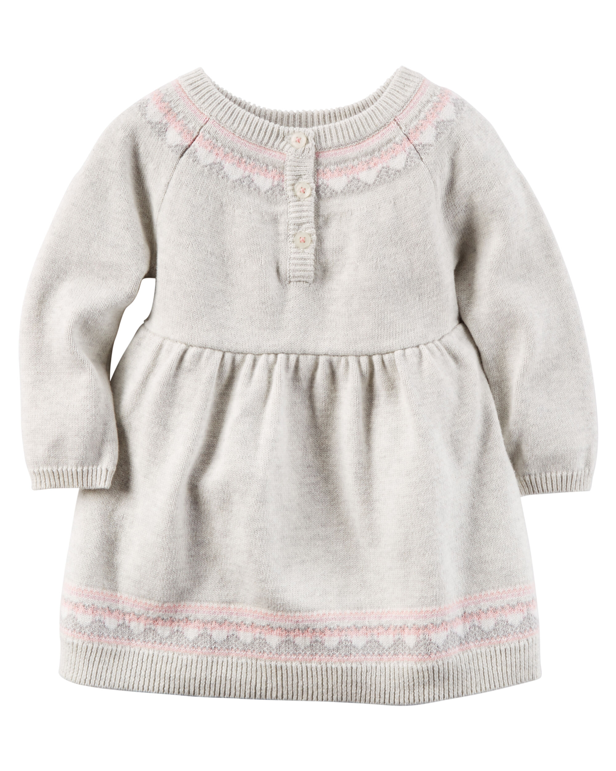 Sweater Dress Carters Com