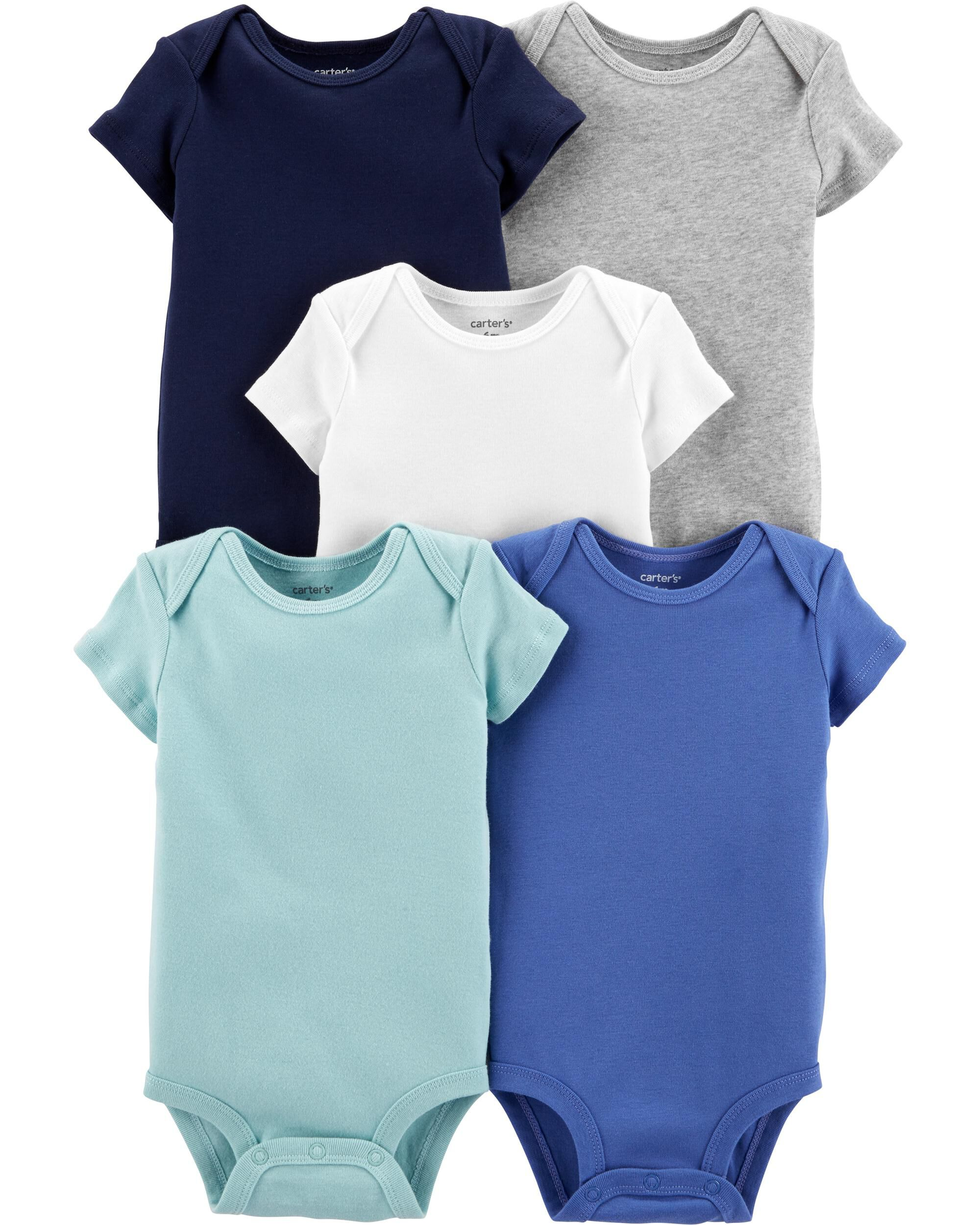 Carter/'s Baby Boys/' Toddler 2 Pieces Short Sleeve Shirt 2T,3T,4T,5T NWT!!