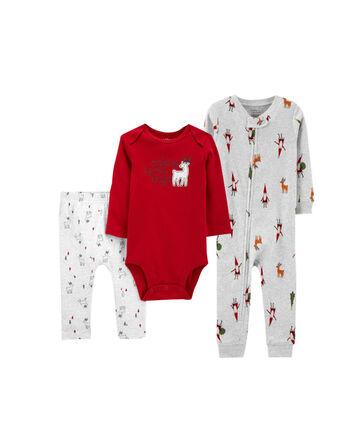 Infant Boys//Baby Boy Carter/'s 3pc Set/_Pants//2 Bodysuits/_ Halloween Fall/_ 6M//12M