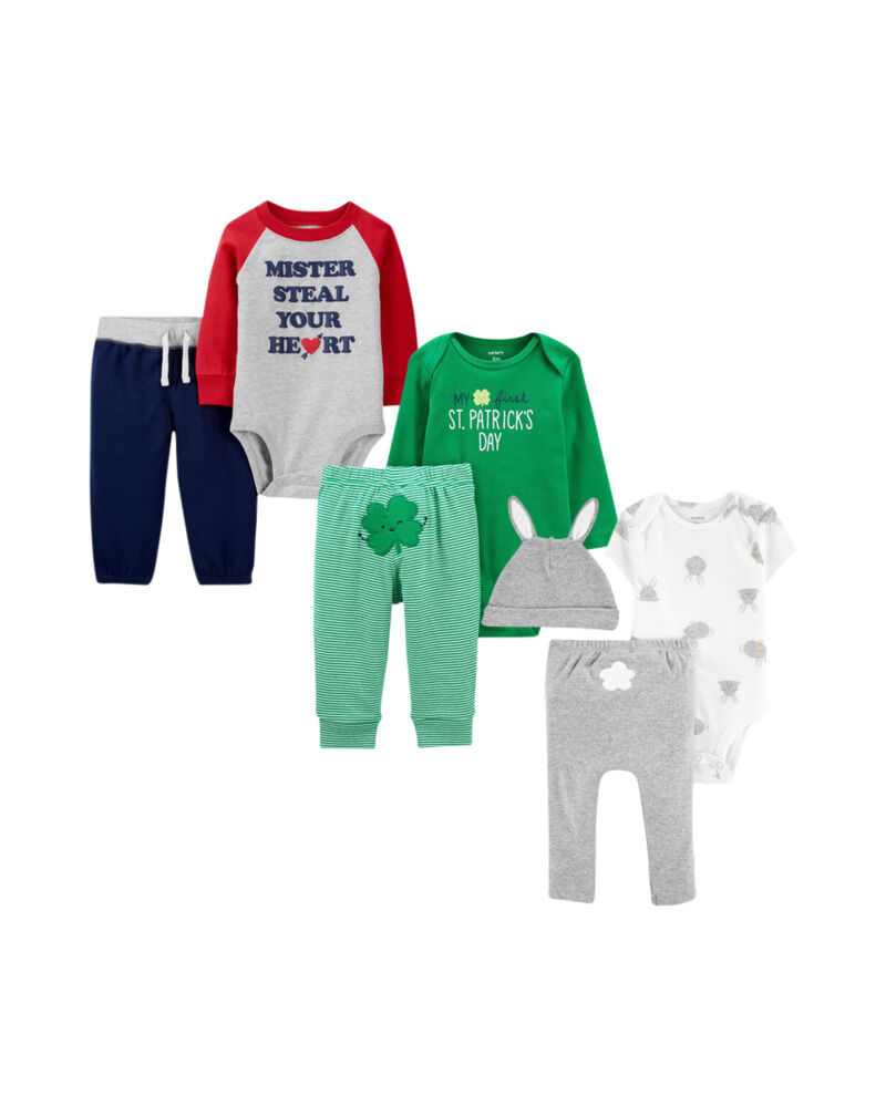 NEW Carter/'s Just One You Girl/'s 3-Piece Christmas Holiday Outfit 2T