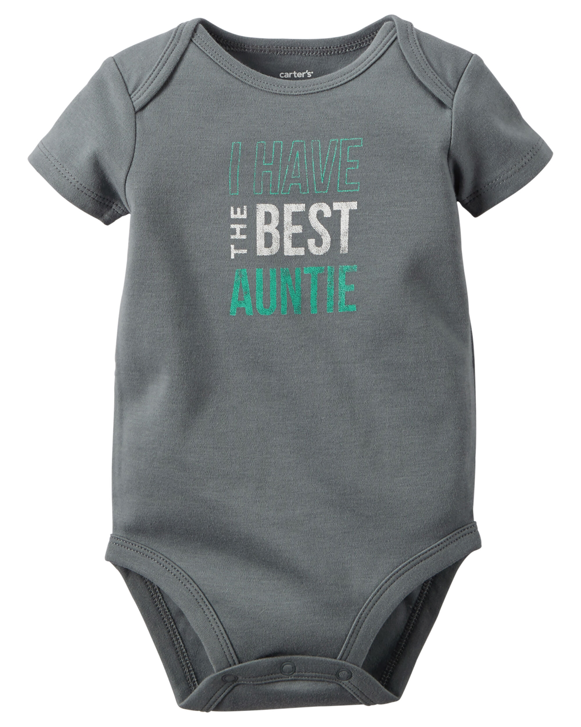 The Best Auntie Bodysuit