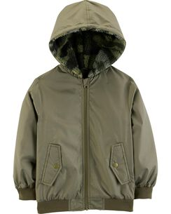 ed29d6b12 Boys' Winter Jackets & Coats (Size 4-14) | Carter's | Free Shipping