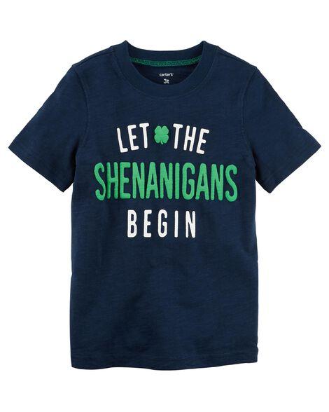 Shenanigans Jersey Tee