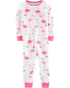 8346c9111 Baby Girl Pajamas