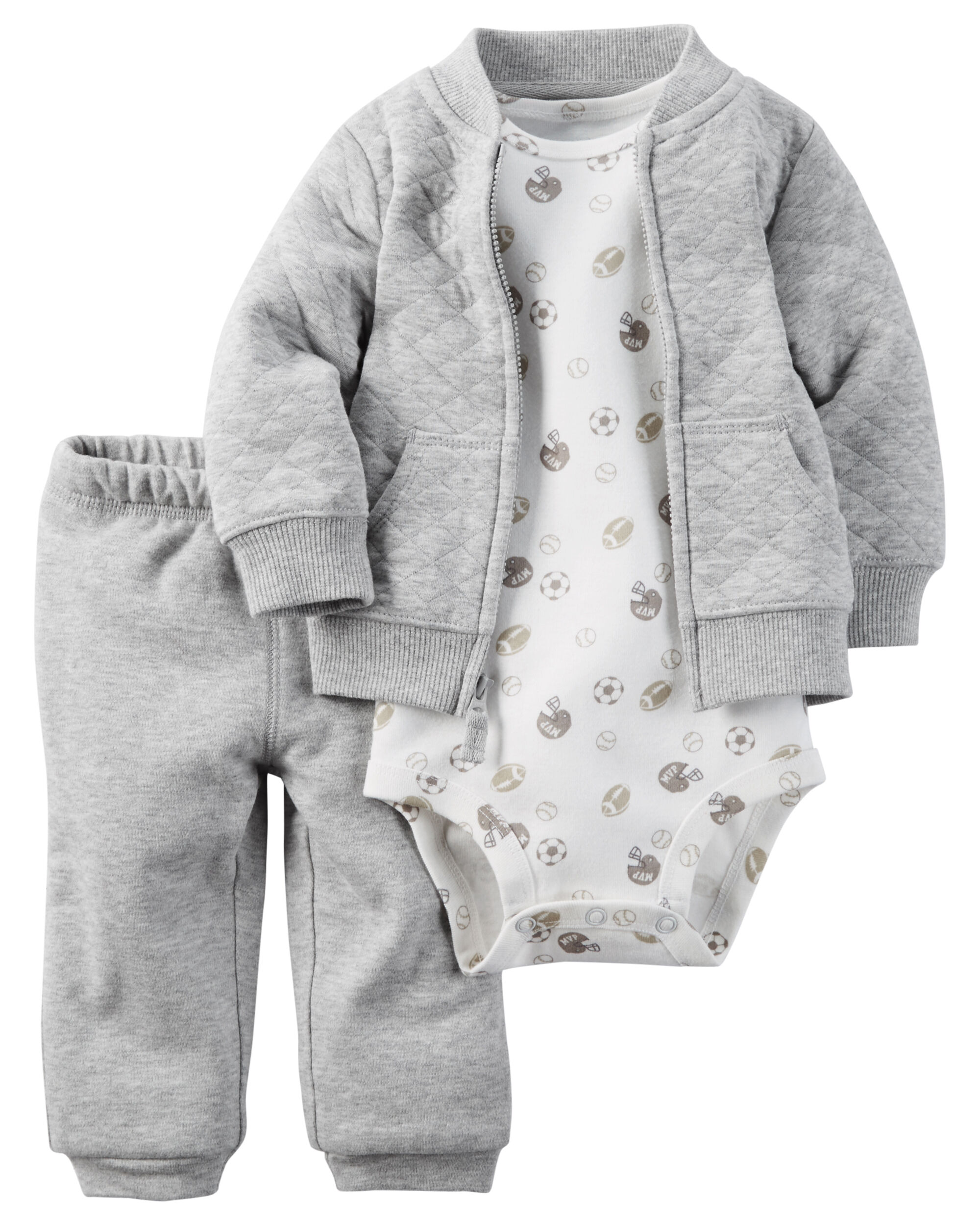 3 Piece Little Jacket Set
