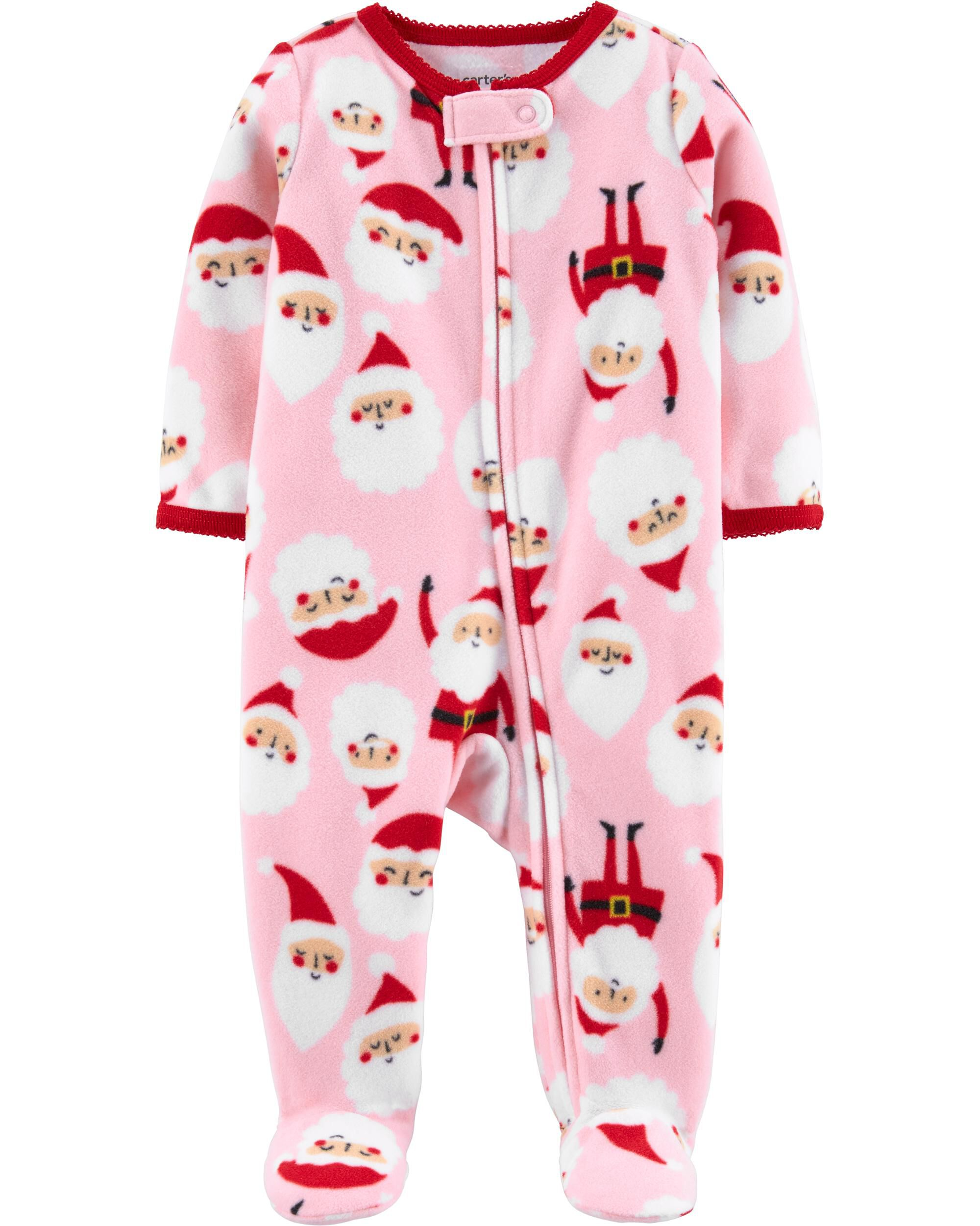 Carter/'s Baby Girl Bodysuit Grandma/'s little Valentine Sleep or Play New