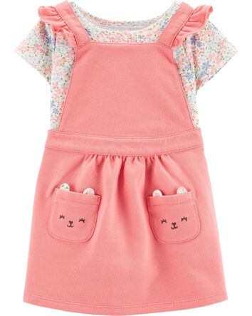 8f5f65e57ea82 Baby Girl Dresses & Rompers | Carter's | Free Shipping