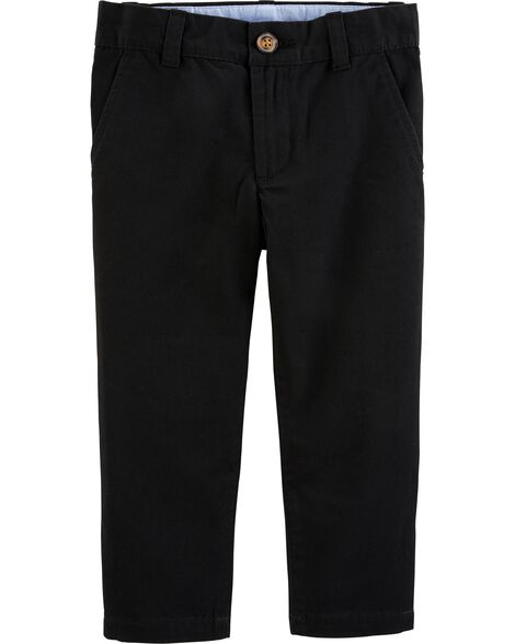 Khaki Twill Pants
